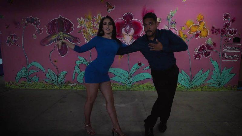 Tate & Gio Social Dance Video #1 - DfD Shotz_Moment